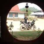 Motorbiking in Chiangmai (and drinking plenty of coconut water) – April 2015