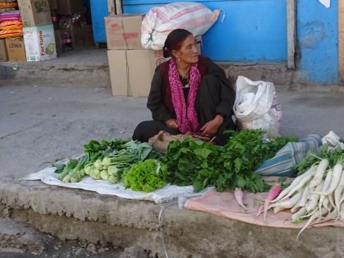 Leh Market place