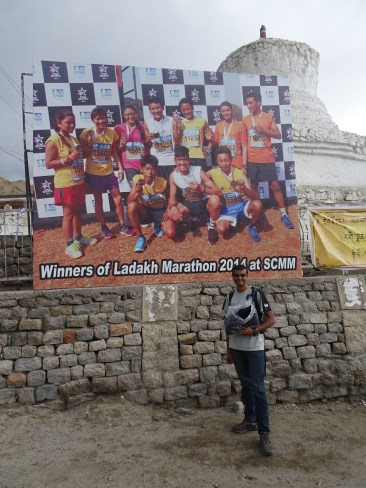 Leh Marathon! Will do this someday!