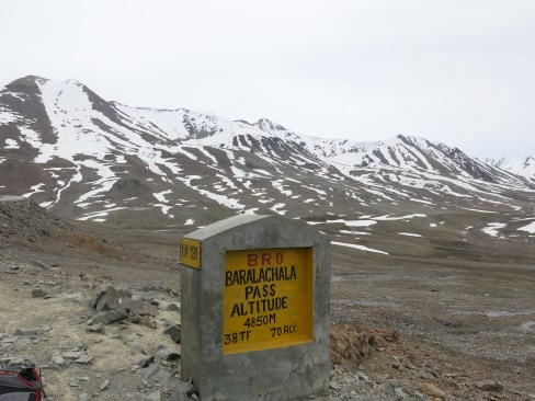 Barlacha La pass