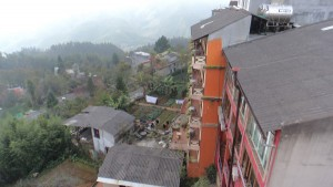 View of Sapa town