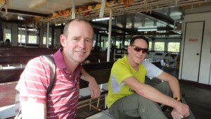 On the Ferry to Koh Chang