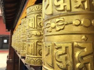 Monkey Swayambhu Temple, Kathmandu